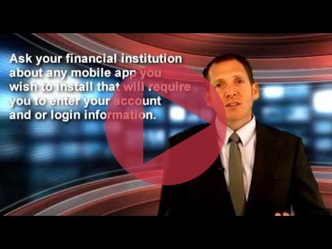 Video - Simple Tips For Secure Mobile Banking